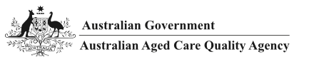logo Australian Aged Care Quality Agency